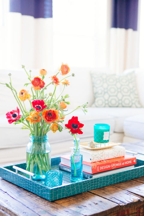 Book Decorating Ideas - Home Decorating With Bookshelves