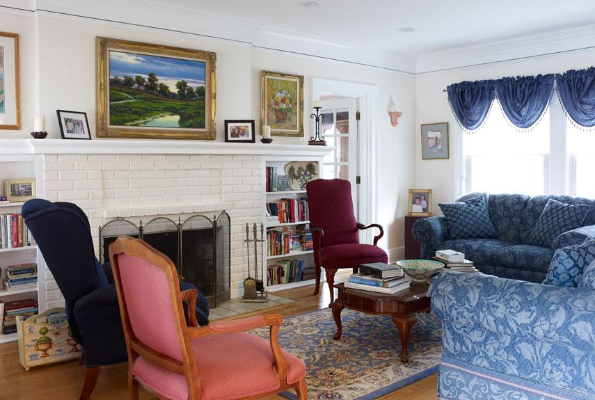 Sabrina Soto Living Room Makeover