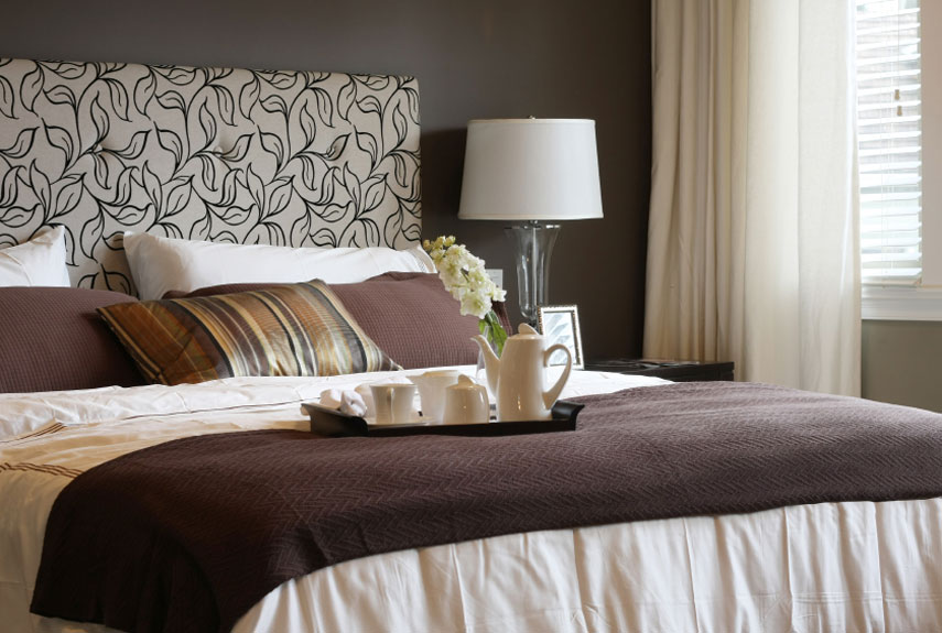 70+ Bedroom Decorating Ideas - How to Design a Master Bedroom - bedroom wall decor ideas