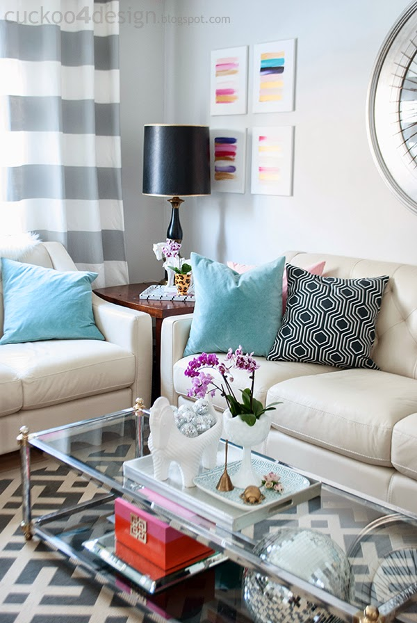 Coffee Table Decorating Ideas - How to Style Your Coffee Table - living room table decor