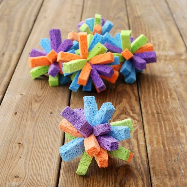 40 Fun Activities to Do With Your Kids - DIY Kids Crafts and Games - craft ideas for the home