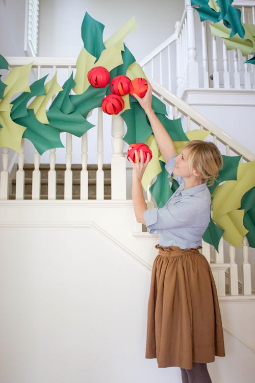 Oversized Christmas Decor - Giant Decorations for the Holidays - large christmas decorations