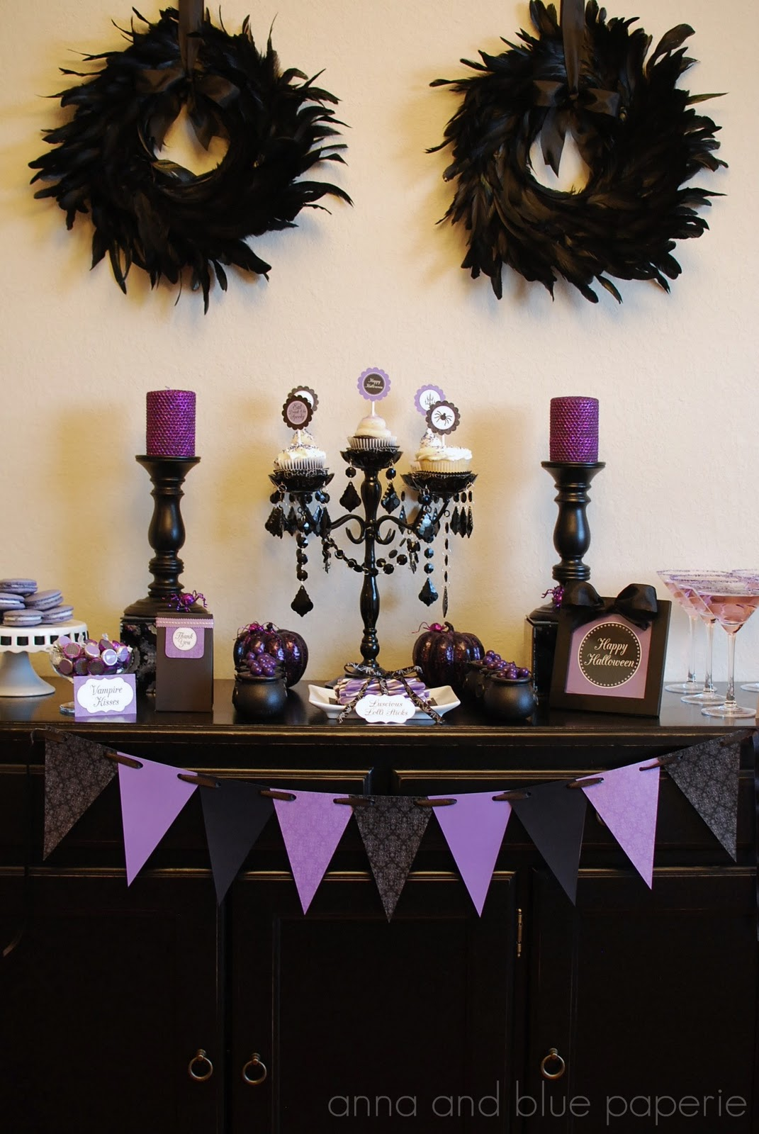 Adult Halloween Party Decor