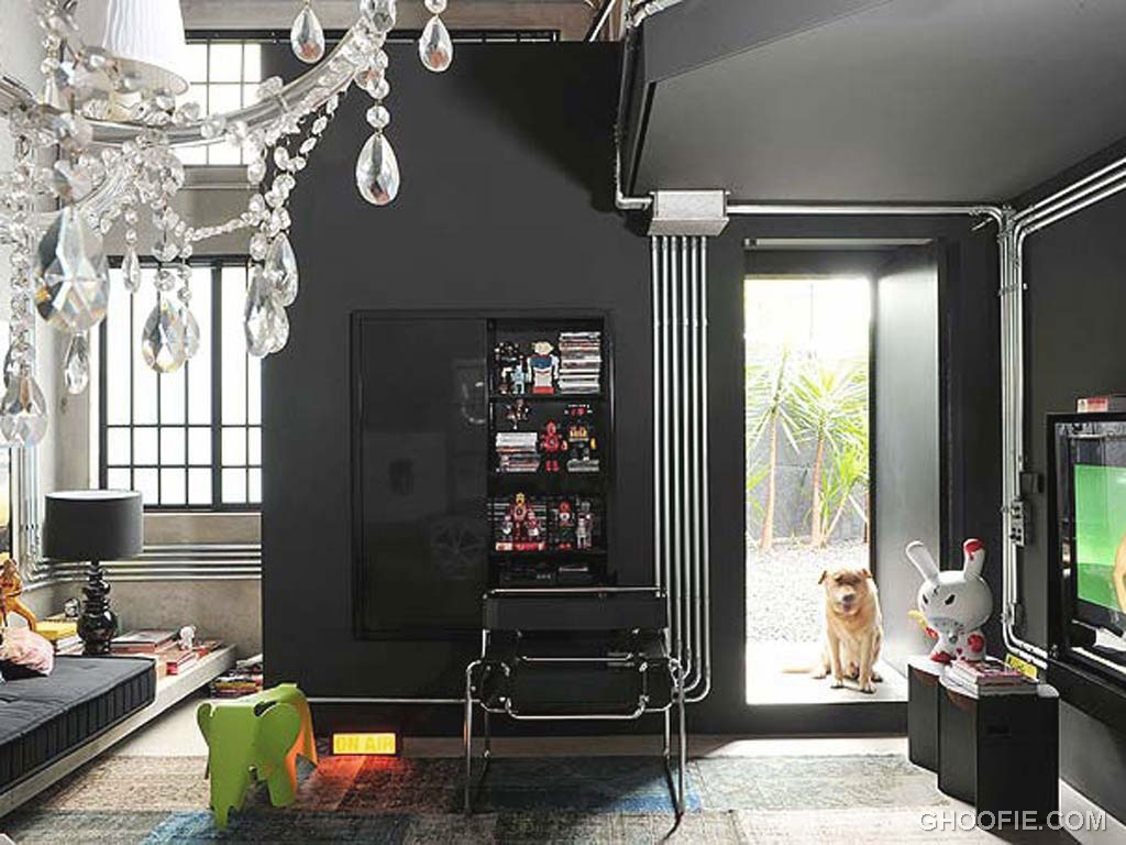 Living Room Ideas Black Eye Catching Black Interior Living Room Ideas Interior