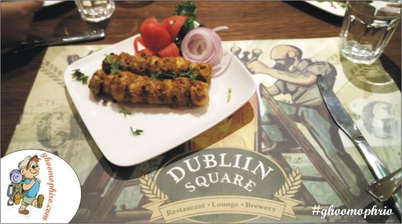 Dubliin Square Rohini paves way for great Indian food and handful of beverages