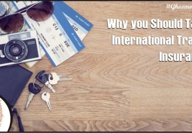 Why we need International Travel Insurance