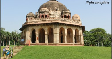 A Walk through Lodi Gardens
