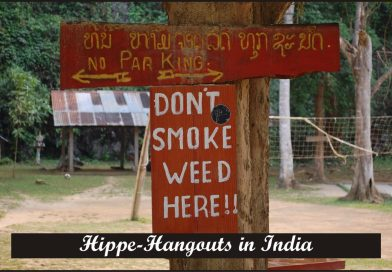Best places for Hippie Hangouts in India