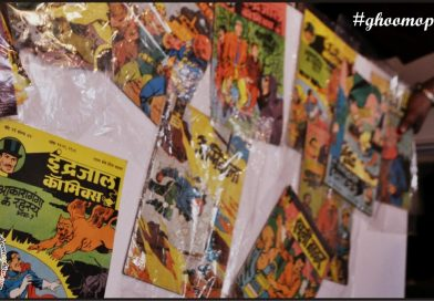 The taste of Comic Con in India