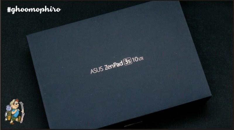 Review : Asus Zenpad 3S 10 LTE.