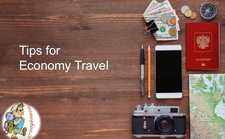 Tips for travelling on the economy budget