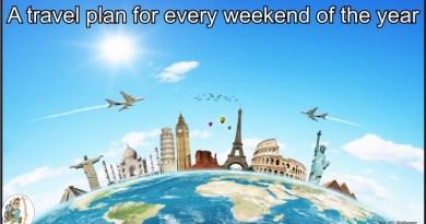 Travel Plan