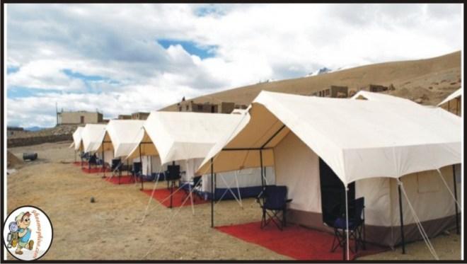 Tsomori Camp and Resort Tso Mori
