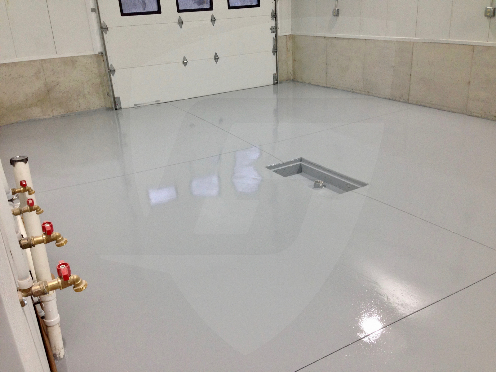 Garage Epoxy Cure Time How To Apply An Epoxy Or Urethane Sealer Ghostshield