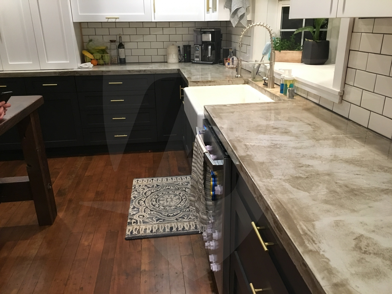How To Protect Concrete Countertops Ghostshield Concrete Sealers