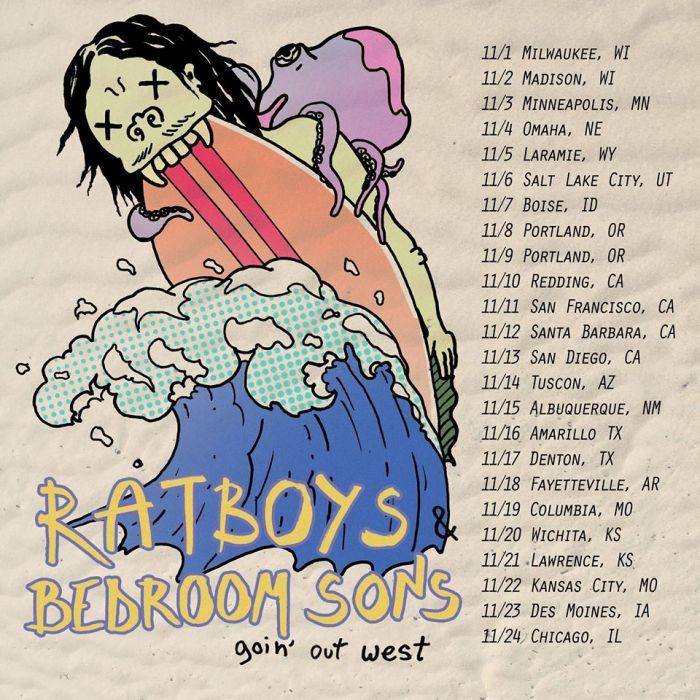 ratboys tour