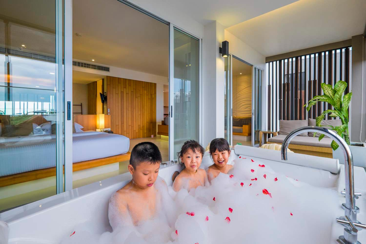 Jacuzzi Pool Deluxe Jacuzzi Pool Deluxe G Hua Hin Resort And Mall