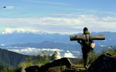 A quick escape into wilderness; Bethanchowk, Narayanthan Hike
