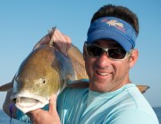 Dr. Steve Ward with a Nice Redfish