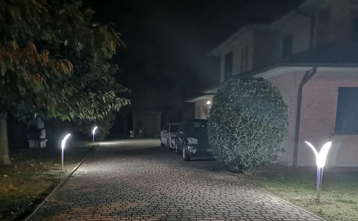Illuminazione esterno casa sforzini illuminazione