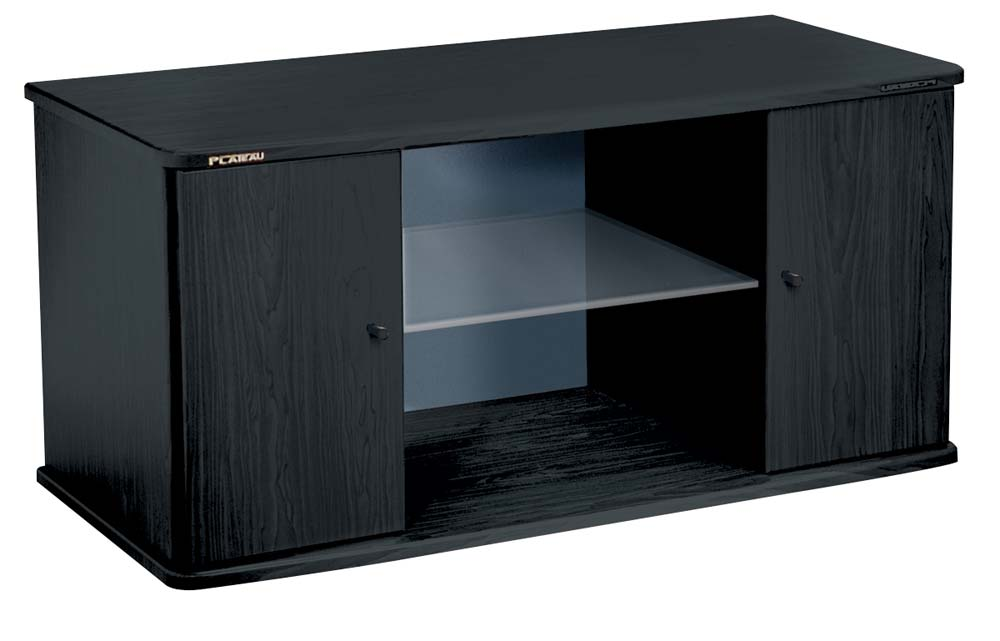 Plateau Ls V501 Tv Stand And Component Audio Cabinet Ls 501v