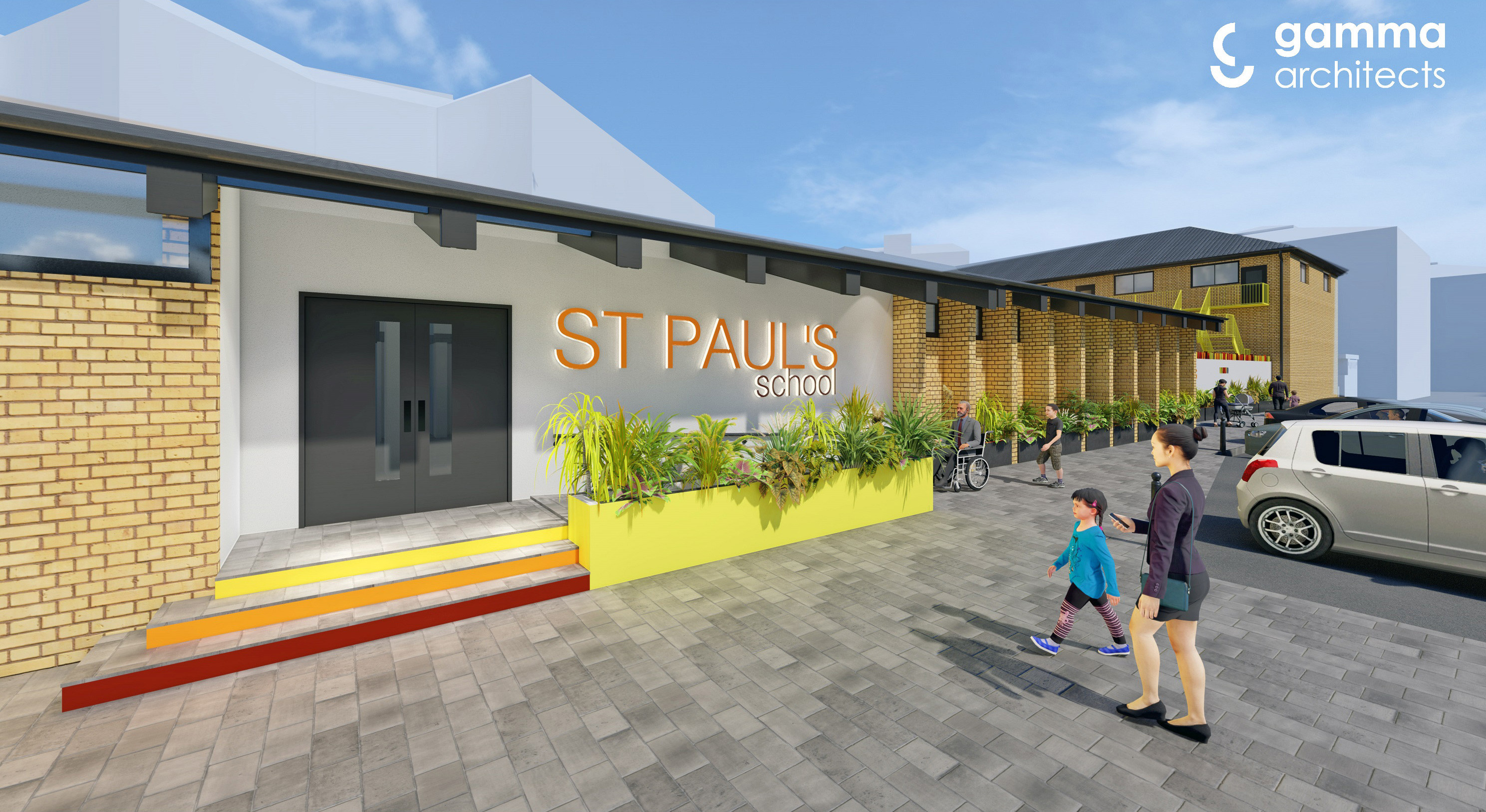 Gamma Close In Boiler Refurbishment Plans For St Paul S First School Announced