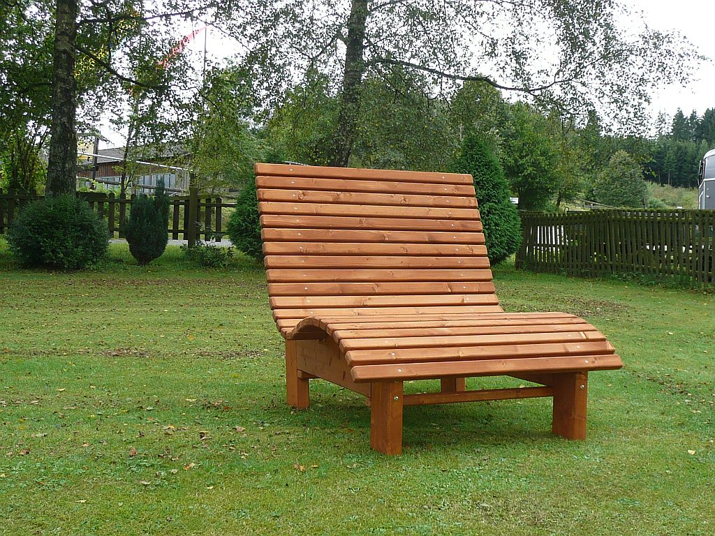 Relaxbank Holz Gieco Holz