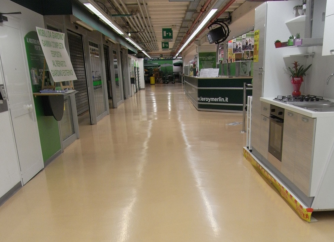Ww Leroy Merlin Resin Coating For Commercial Premises Anti Slip Resin Surfaces