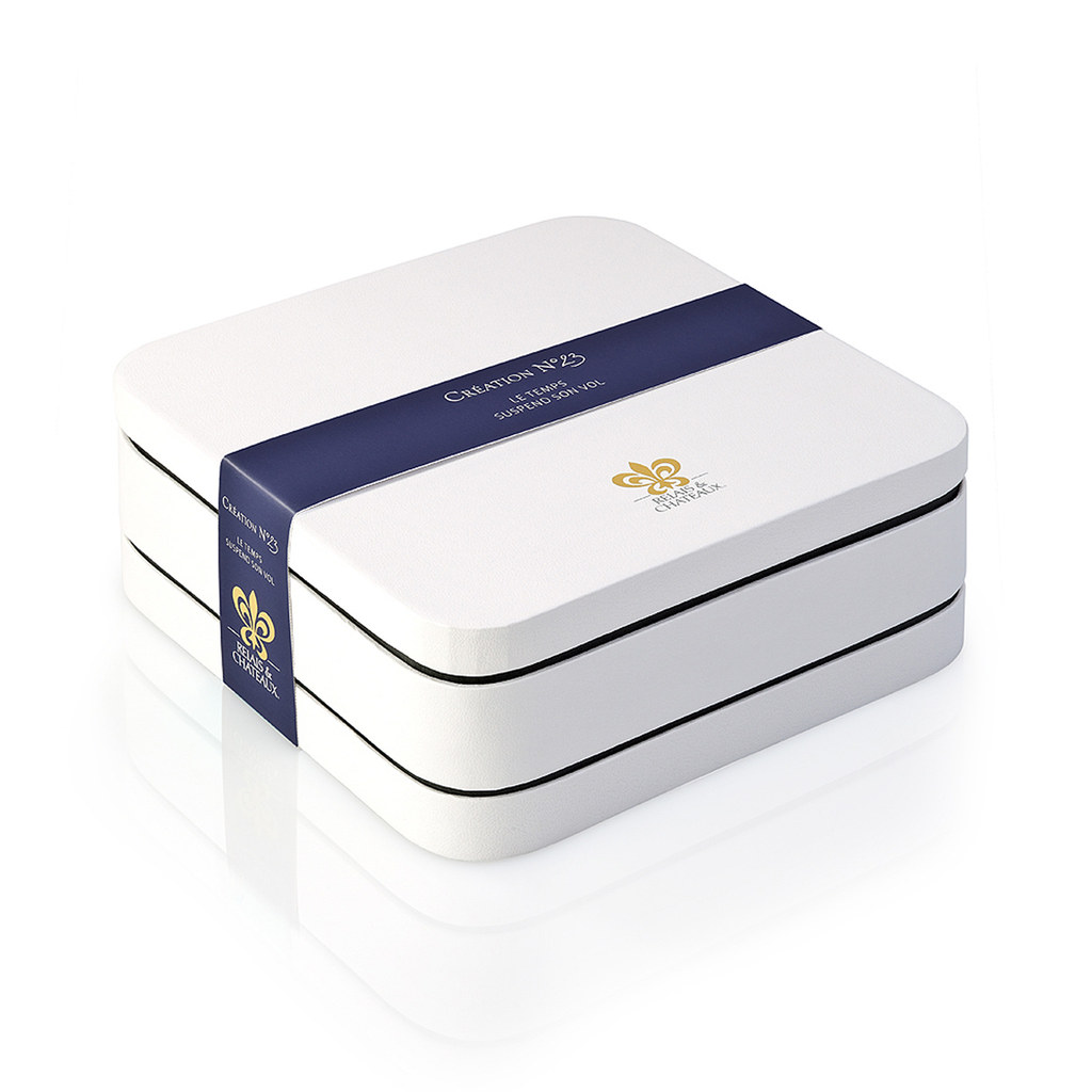 Gift Box Coffret Cadeau CrÉation N23 A Moment In Time