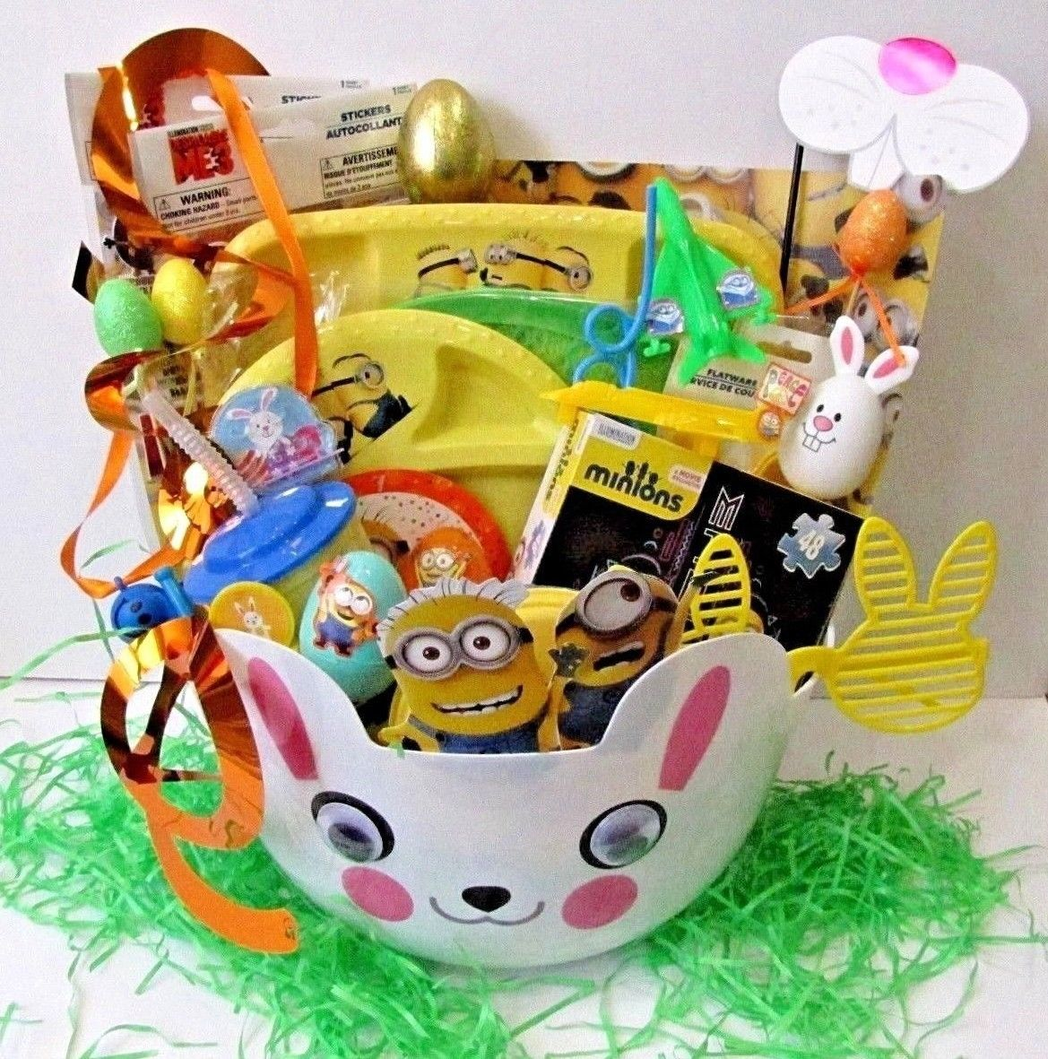 Baskets Online Minion Gift Baskets Shop Minion Gift Baskets Online