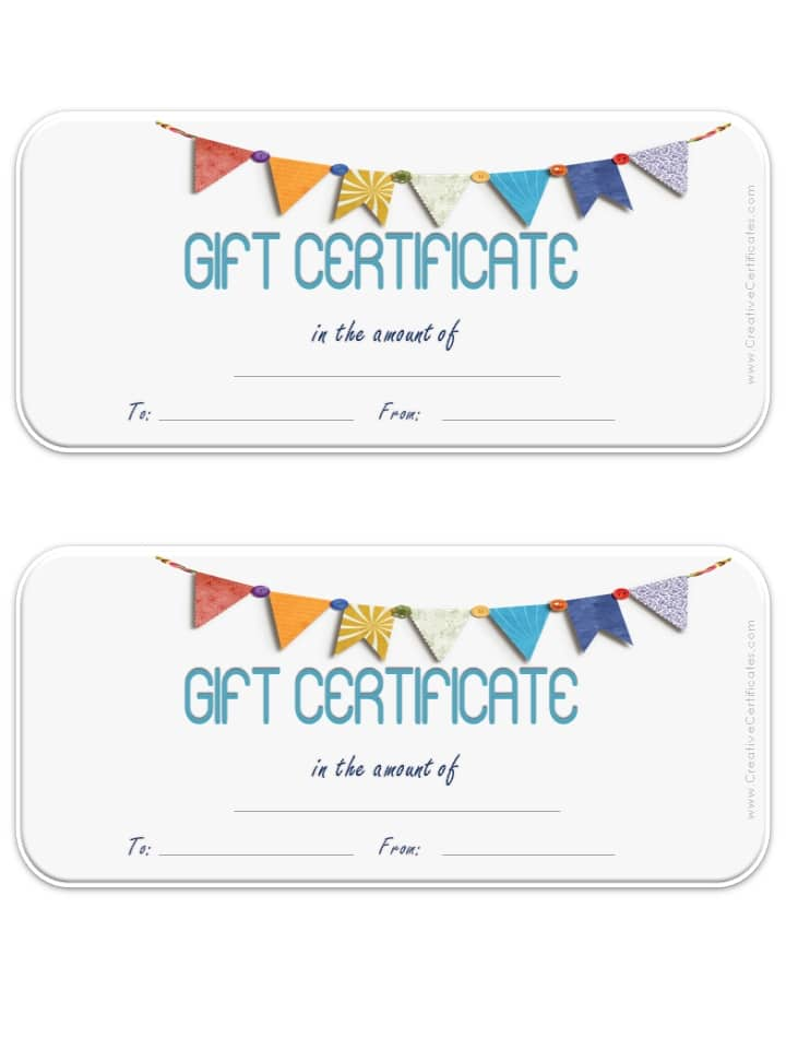 free printable certificate templates word