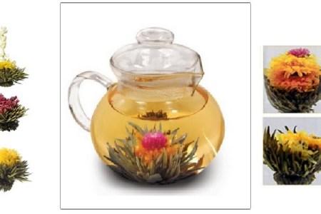 Flowering Teapots
