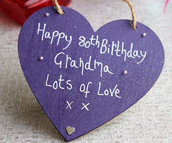 Grandmother Birthday Gifts New Grandma Gift Ideas For 80th