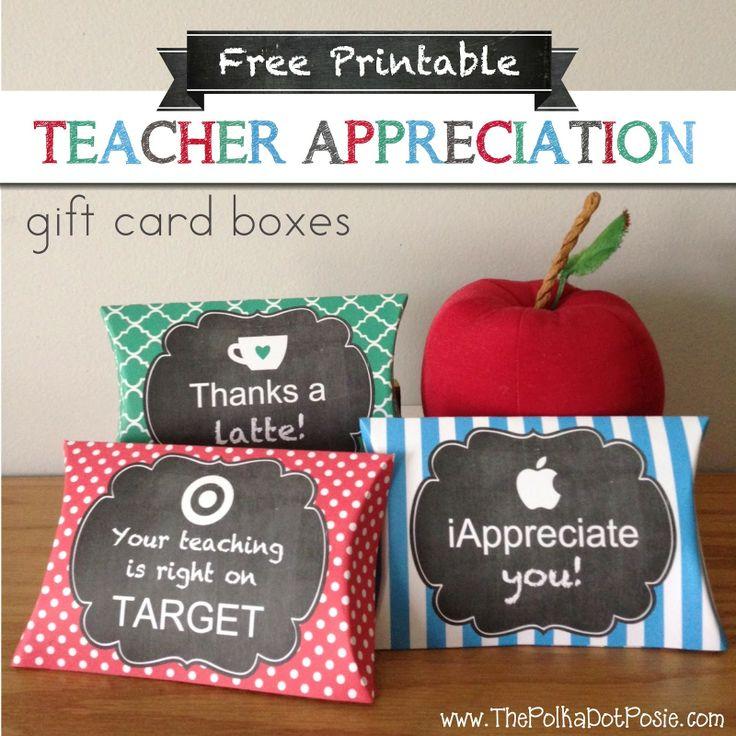 Teacher Target Gift Card Ideas - Gift Ideas