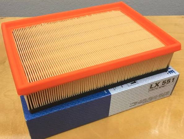 Free Giveaway Air Filter Mahle Bmw E46 Part No