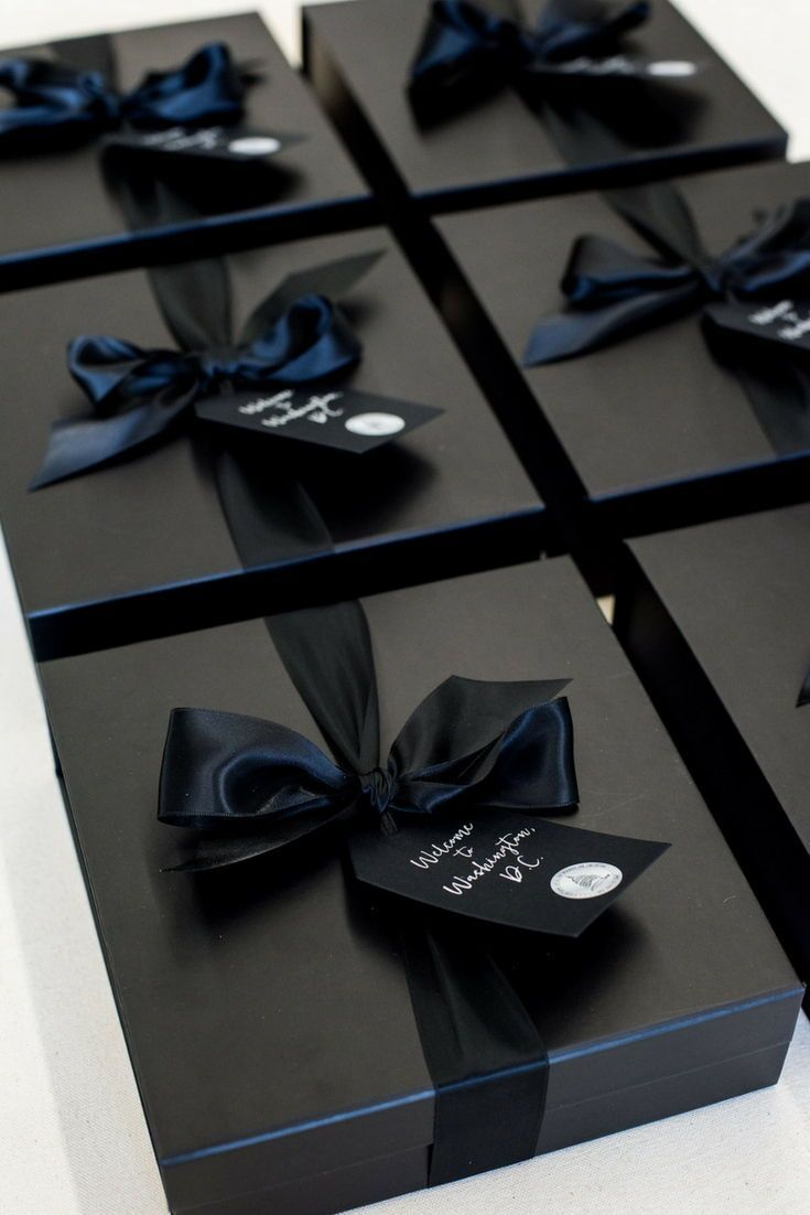 Black Gift Boxes Best Corporate Gifts Ideas Corporate Event Gift Boxes Black