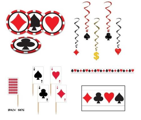 Party Supplies - Gifts for Card Players - cards party