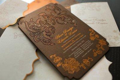 Pernikahan Desain Undangan Pernikahan Surat Undangan Pernikahan Contoh