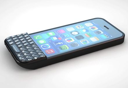 Ryan Seacrest funded Typo iPhone Keyboard coming in January for $99