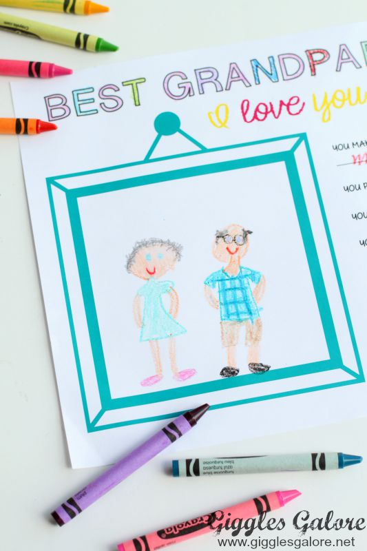 I Love You Becauseu2026 Grandparents Day Gift - free birthday cards templates