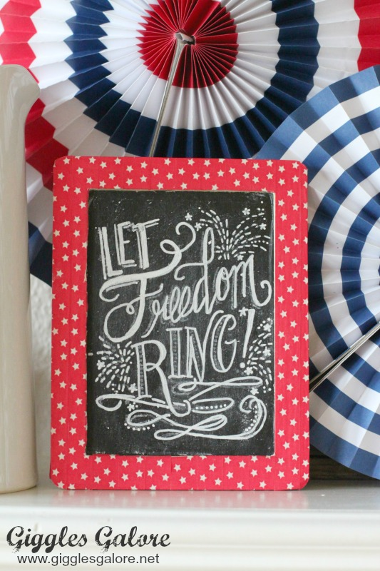 10 Patriotic Signs for 4th of July - Giggles Galore