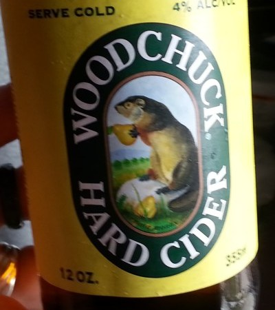 Malt Monday Beer Review of the Week:  Woodchuck Pear Hard Cider