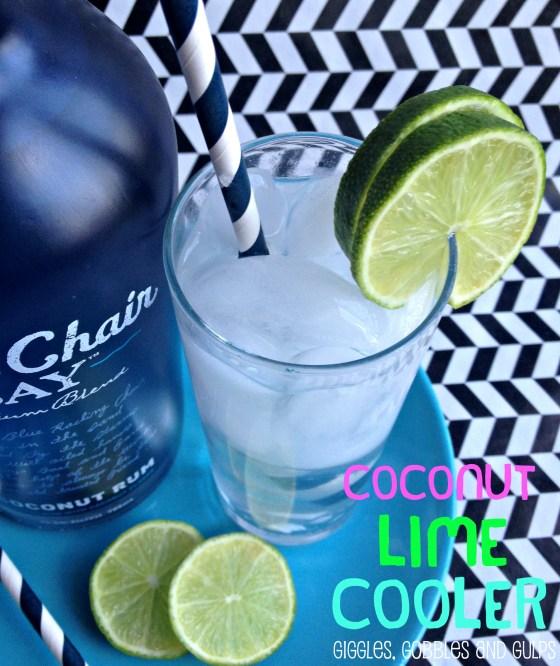 coconut lime cooler 2