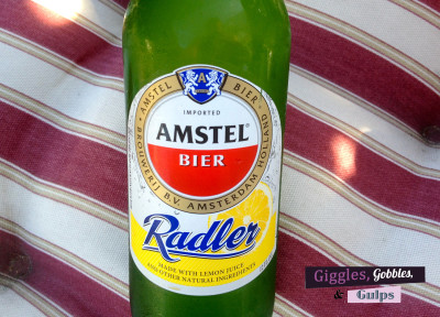 Malt Monday Beer Review of the Week:  Amstel Radler Beer Review