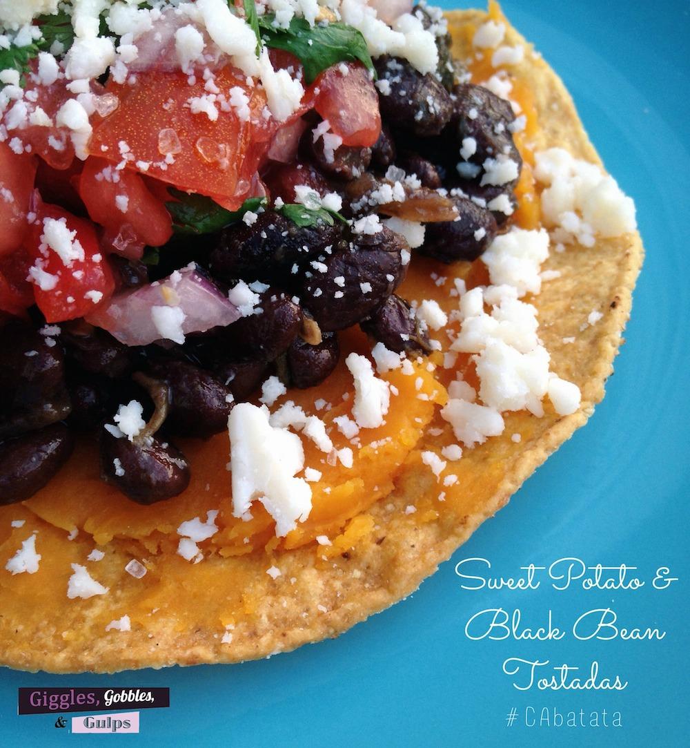 Black Bean And Sweet Potato Tostadas Recipes — Dishmaps