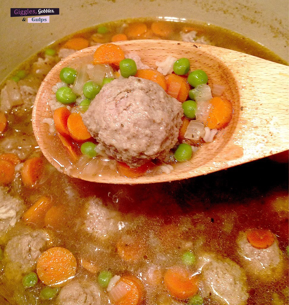 Albondigas Soup Recipe Mexican Meatball Sopa Recipe | Short News ...