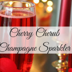 Cherub Cherry Champagne Sparkler