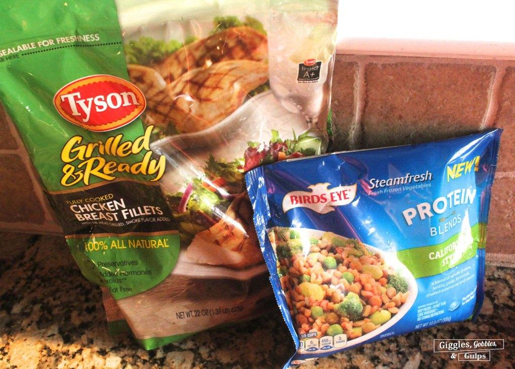 california style protein veggie patty with chicken4