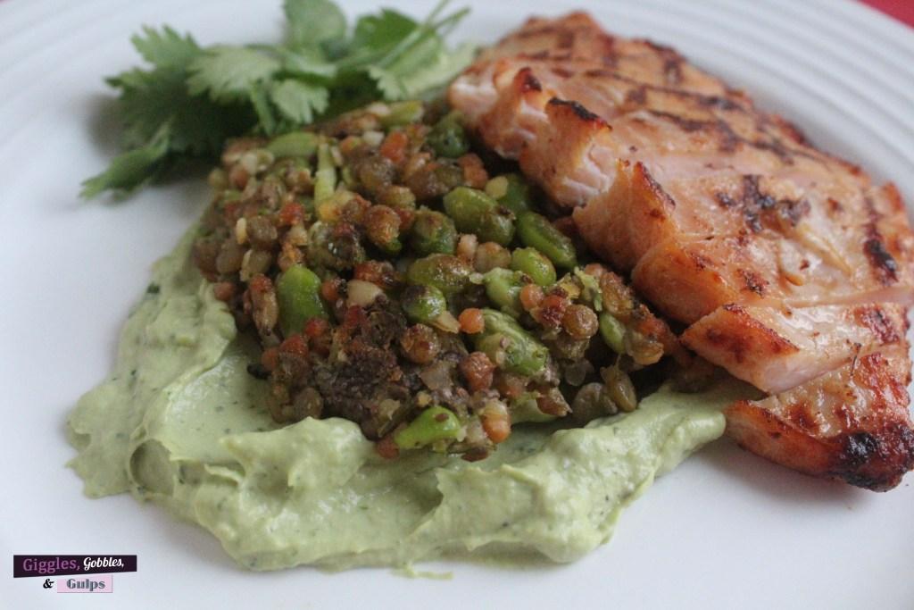 california style protein veggie patty with chicken7