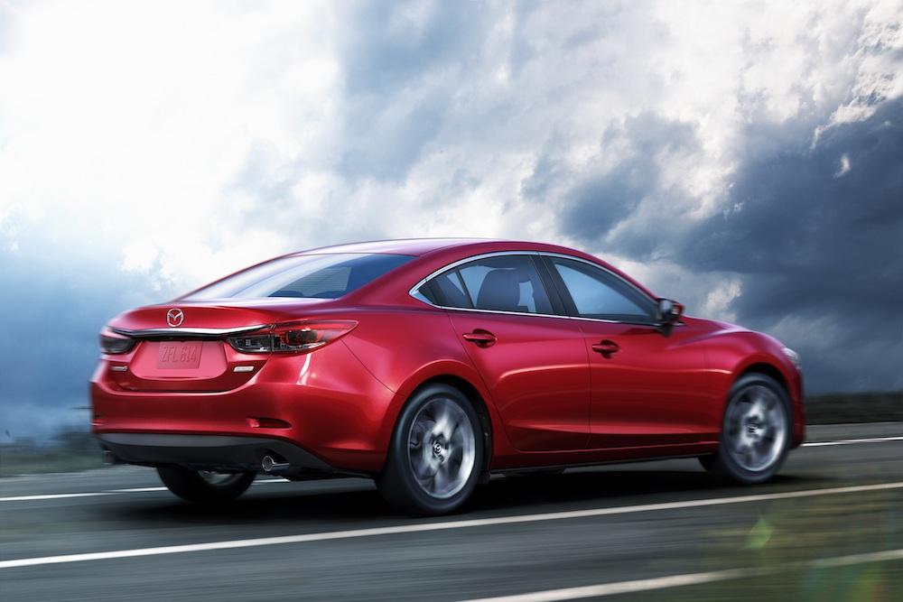 #DriveMazda. Photo courtesy of Mazda.